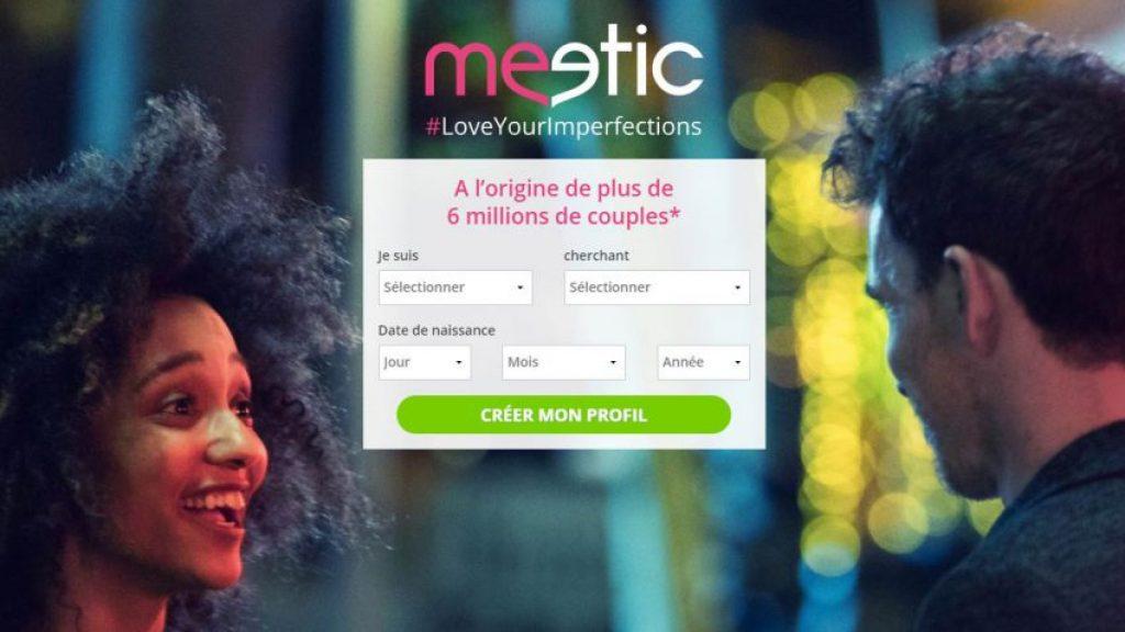 Meetic : élu meilleur site de rencontre sérieux 2017
