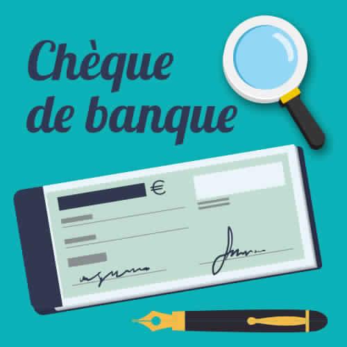 Comment vérifier un chèque de banque: quelles sont les étapes à suivre pour s'assurer qu'il est authentique.
