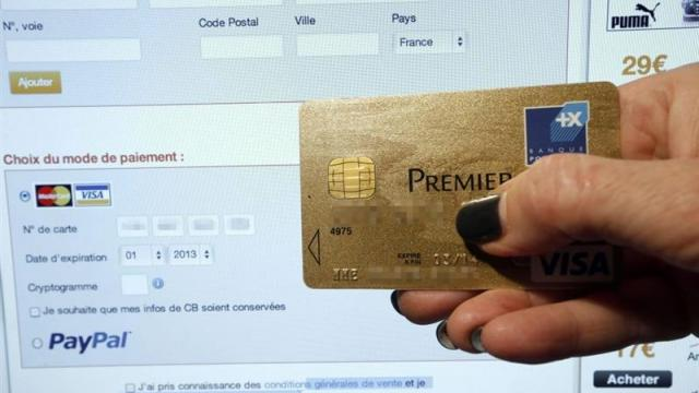 Carte Bleue Usage Unique.Paiement Securise Sur Internet Les Differentes Options