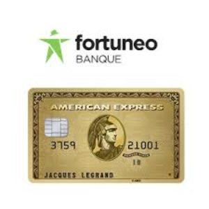 carte american express gold gratuite fortuneo