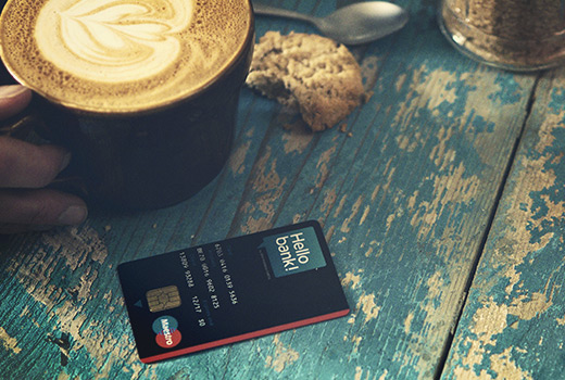 hello bank avantages carte gratuite