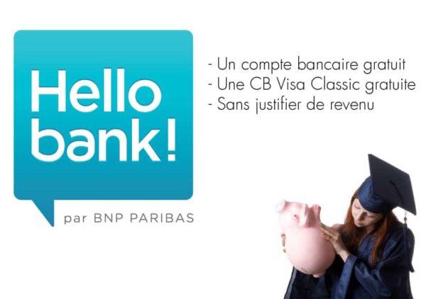 Ouvrir un compte bancaire en ligne gratuitement ?