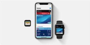 smartphone et iwatch