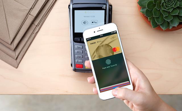 Apple Pay en France
