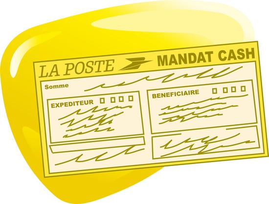 mandat postal
