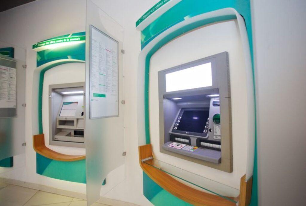 remise de chèque avec automate BNP Paribas