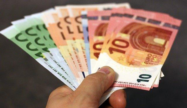 paiements en liquide