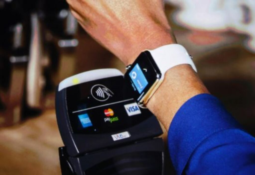 Paiement par Apple Watch
