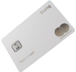 La Bunq Metal Card