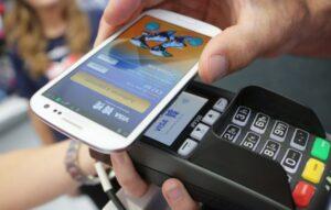 paiement sans contact par téléphone