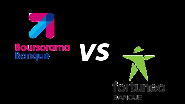 Boursorama VS Fortuneo