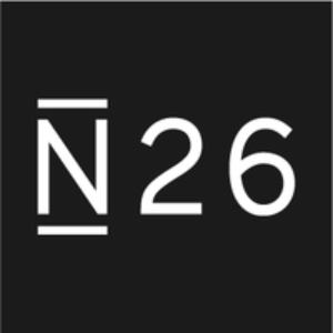 N26 néobanque logo