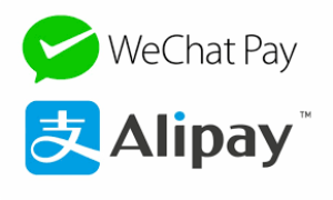 alipay wechat pay logo