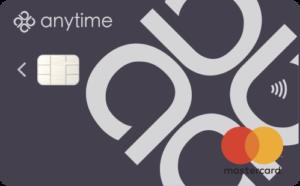carte anytime pour entreprise