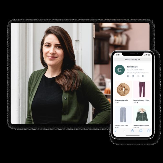 boutique en ligne SumUp