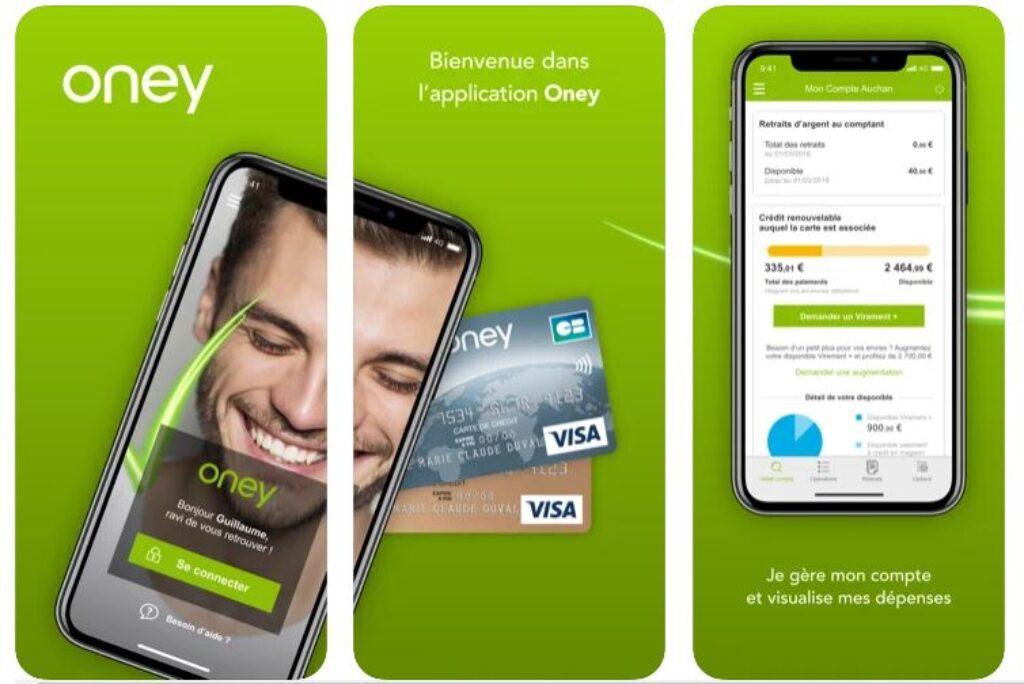 Application Oney